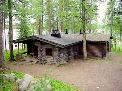 Photo for Vacation home Divaanikivi in Asikkala - 4 persons, 2 bedrooms