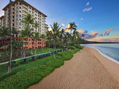 Photo for All weeks, best rates! Marriott Maui Ocean Club Napili Tower Two Bedroom Villa.