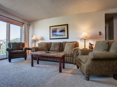 Photo for Summer Fun in This Family Friendly Condo-Easy Access to Resort Trails & Activities