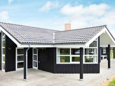 Photo for Ideal Holiday Home in Hirtshals Denmark With Whirlpool