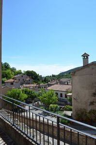 Photo for Arqua Petrarca: Apartment in the medieval town of Arquà Petrarca