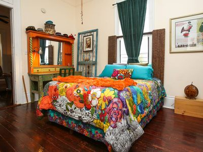 Photo for Cozy and Eclectic in the Bywater