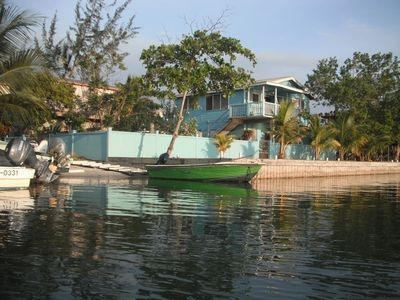 Photo for Lagoon Front - Cheap, economical and beautiful views