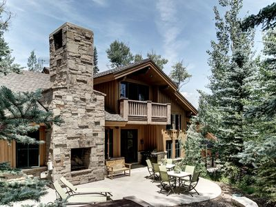 Photo for Park City Ski-In/Ski-Out Luxury Home at Canyons