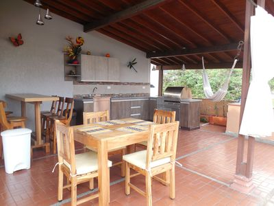 Photo for BEST DEAL IN POBLADO!  Beautiful and Spacious Indoor and Outdoor Living Space