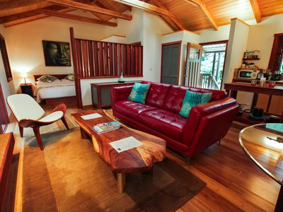 Photo for Luxury Rainforest Getaway Near Volcanoes National Park