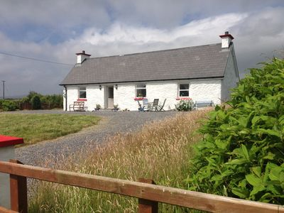 Photo for The Little Irish Cottage on the Wild Atlantic Way - experience the real Ireland.