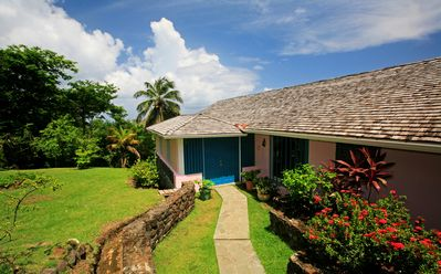 Photo for Sand Dollar - St. Lucia - luxury 3 bedrooms serviced villa - Travel Keys