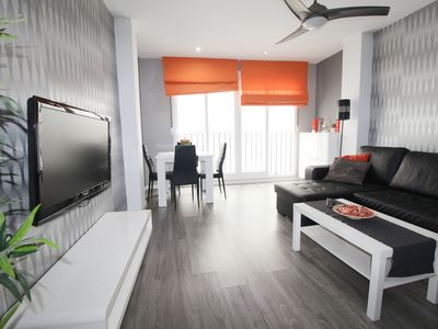 Photo for CARRETERIA. Modern and spacious studio in the heart of the historic center.