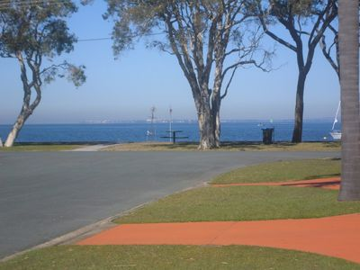 Photo for Immaculate First Floor Waterfront Unit - Welsby Pde, Bongaree
