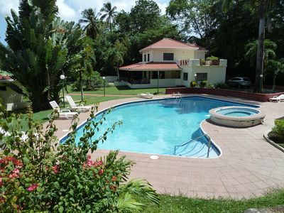 Photo for Mahogany Villa - Luxury Villa Situated In Beautiful Tropical Gardens