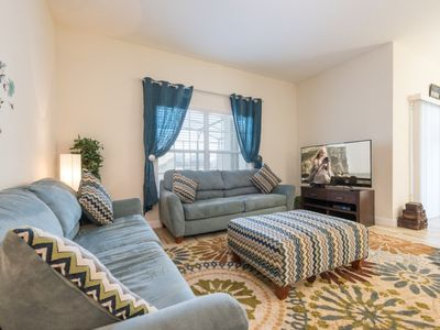 Photo for Modern Bargains - Storey Lake Resort - Amazing Contemporary 4 Beds 3 Baths Townhome - 5 Miles To Disney