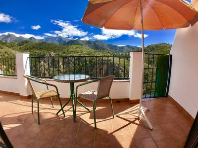 Photo for HOLIDAY RENTAL APARTMENT...5 KM TO THE NEAREST BEACHES,WIFI,SUNNY TERRACE.GARDEN