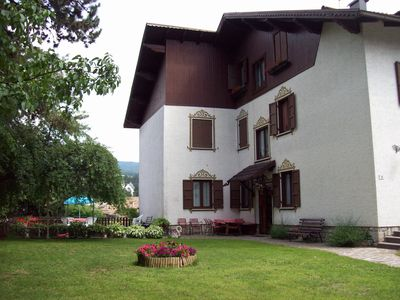 Photo for Agritur Rizzi - Tyrolean App. 3