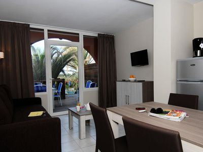 Photo for Residence Odalys du Golfe **** - 2 Room Cabin 6 People
