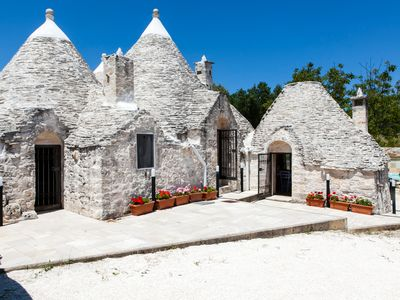 Photo for Trullo Lemon with Private Pool near Locorotondo