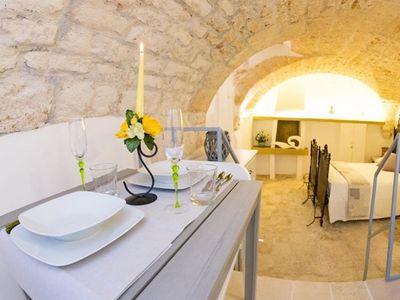 Photo for Vacation home Lovely studio - Ostuni  in Ostuni, Puglia - Trulli, Valle d'Itria - 2 persons, 1 bedroom