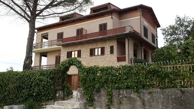 Photo for villa in a hilly area with panoramic views
