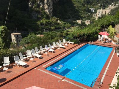 Photo for 2BR Apartment Vacation Rental in Ravello Salerno