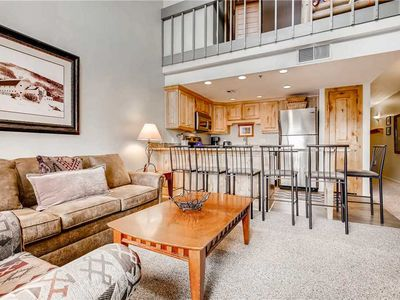 Photo for Mountain Condo Walking Distance to Lifts