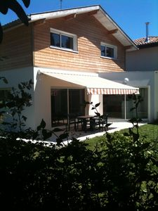 Photo for Villa with 100 m2 floor in the center of Seignosse.
