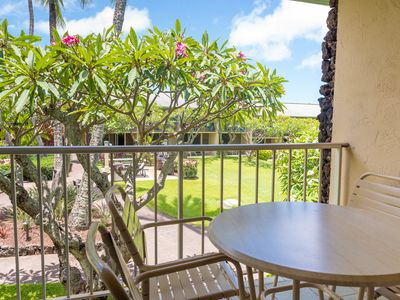 Photo for Napili Shores - D223 - Upper Garden View Studio -  Steps Away from Napili Bay