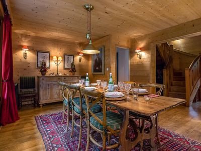 Photo for Exceptional Cosy Samoens Chalet, near Ski Lift, Prime Central Location