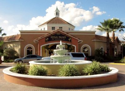 Welcome To Regal Palms Resort!