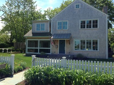 Photo for Decorators personal home with amazing views of Long Island Sound