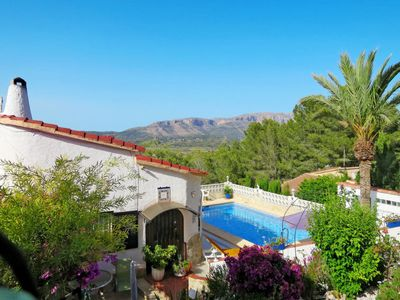 Photo for Pedreguer Holiday Home, Sleeps 5 with Pool, Air Con and Free WiFi