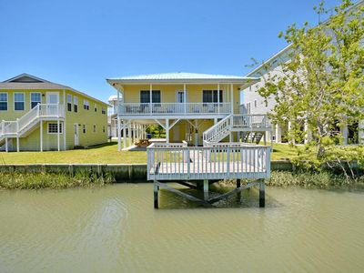 Photo for Array of Sunshine, Beautiful Pet Friendly Channel Home in Cherry Grove, Great Views