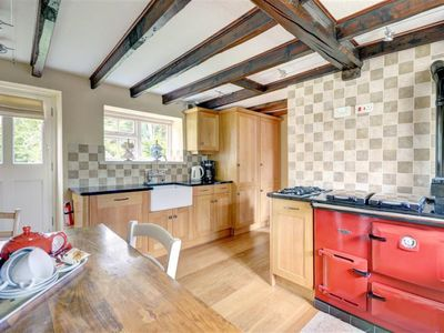 Photo for Vacation home Carlton in Rosedale Abbey - 6 persons, 3 bedrooms