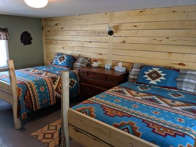 Photo for Finley's Riverside Cabins   Cabin #D