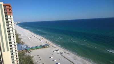 Photo for No Amenity Fee. Direct Gulf Front. Largest 1 Bedroom/Bunk. Free Beach Chairs