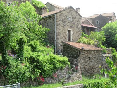 Photo for Very nice old house with three terraces