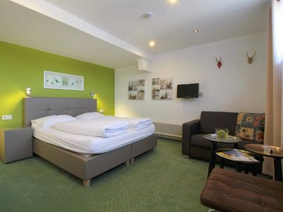 Photo for Standard Double Room for 1-3 P - Pension Seelos
