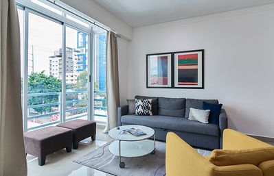 Photo for *Cozy, Modern 1 BR* | downtown Sto Domingo