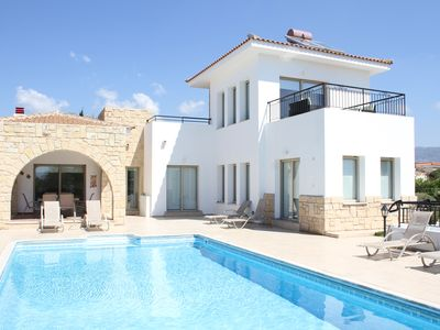 Beautiful Modern 3 Bed 2 Bath Villa With Private Heated Pool And Central Heating