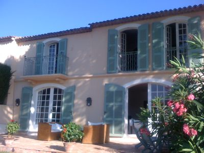 Photo for Spacious house to rent in Port Grimaud / Big and Beautiful House in Port Grimaud