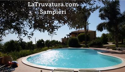 Photo for Flat in villa-house swimming-pool vieux of the sea - RELAX - PERFECT HOLIDAYS