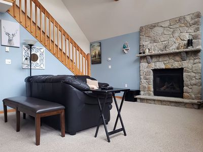Photo for Chalet w/ Hot Tub, Pool Table, Fireplace!