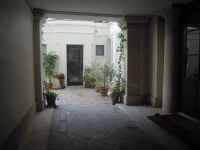 Photo for A Charming XVII° Century  Appartment at St Germain Des Pres