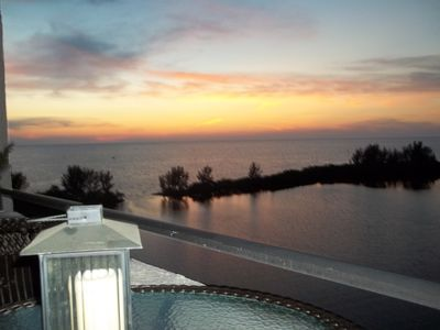 Photo for Relax and Recharge on Beautiful Private Island Oasis. Amazing Sunsets !