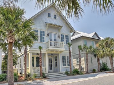 New Three Story Home in Seacrest!