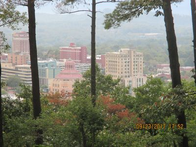 Photo for Lovely, well appointed APT with Fabulous views of AVL.  Close to EVERYTHING!!