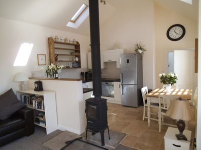 Photo for Brook Cottage. Characterful and tasteful conversion of old stables