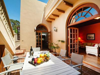 Photo for holiday home Casa Los Oliva, Gáldar  in Gran Canaria - 4 persons, 5 bedrooms