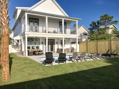 Photo for BOOK NOW! RECENT CANC - OPEN 08/03-/08/10 SPEC RATE - STEPS TO BEACH - POOL