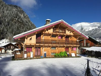 Photo for new chalet for 20 persons in Linga