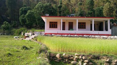 Photo for J K GUEST HOUSE (KAUSANI),  Uttrakhand is situated on Rudradhari Road (Kantali)